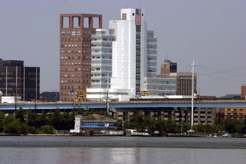 Bridgeport Skyline